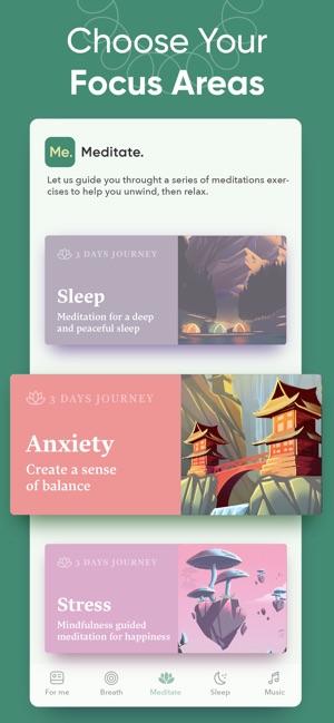 BetterMe: Calm & Sleep Screenshot