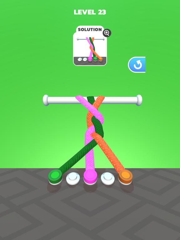 Tangle Master 3D screenshot 9