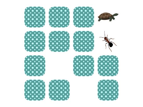 Животные Найди пару для iPad