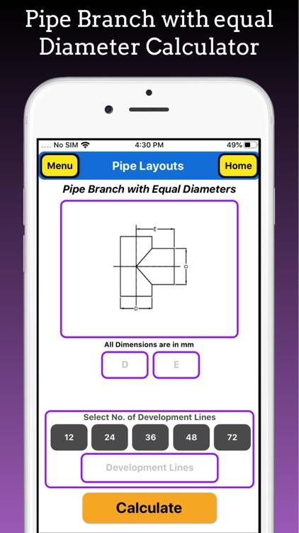 Branch Pipe Layouts Pro screenshot-3