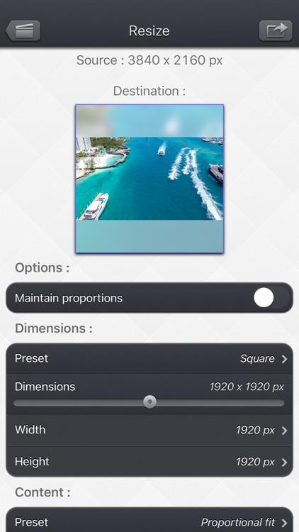 Video Resize & Scale - HD screenshot-0