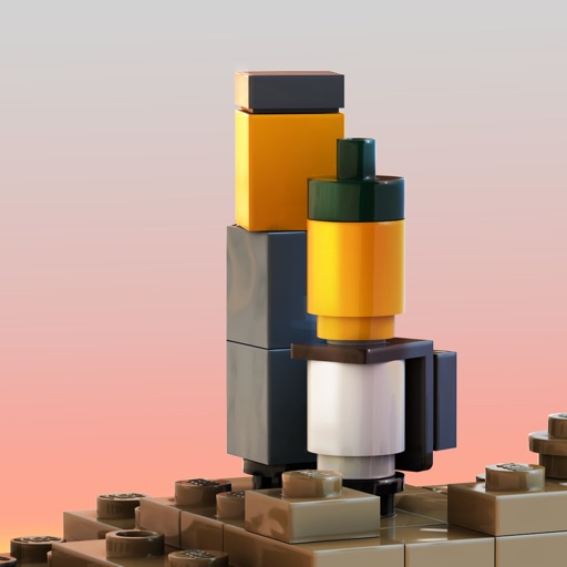Lego Builder's Journey