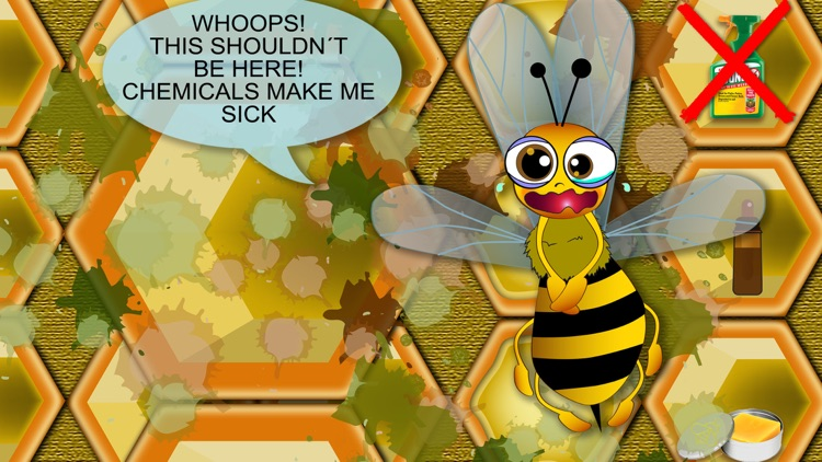 Honey Tina and Bees