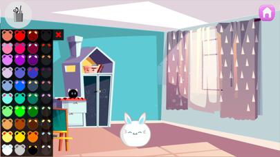 もちぬいぐるみかわいいとかわいいドレスアップゲーム ScreenShot1