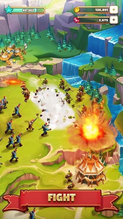 Empire: Age of Knights screenshot-4