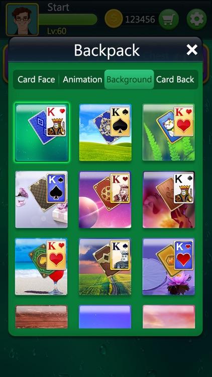 Solitaire Fun Card Game screenshot-3