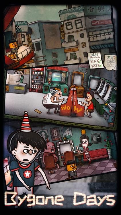 Mr Pumpkin 2: Walls of Kowloon screenshot-4