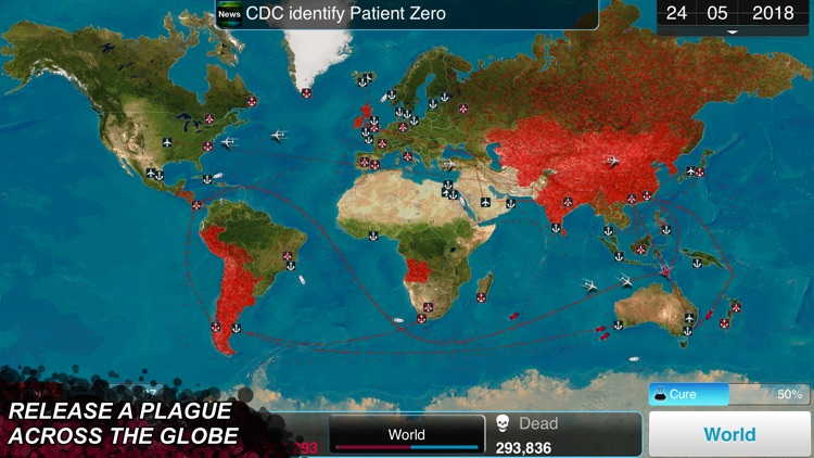 Plague Inc. screenshot-1