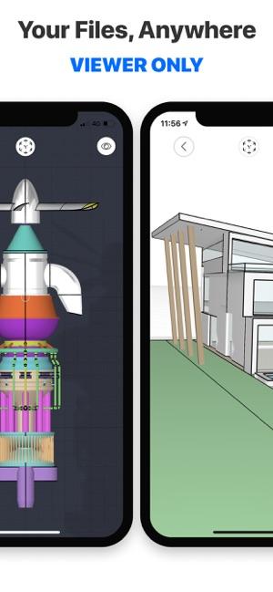 uMake - 3D CAD Modeling on the App Store