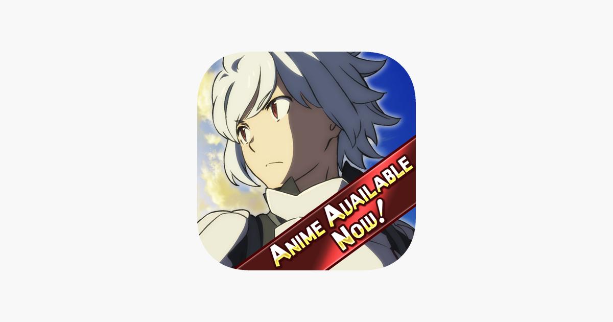 DanMachi - MEMORIA FREESE on the App Store