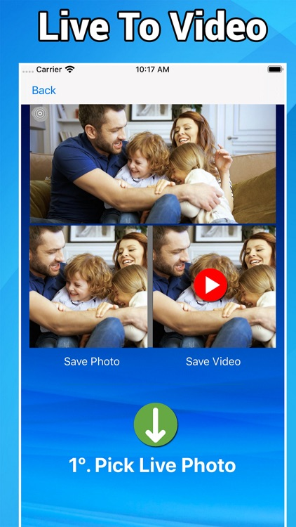 Live to Video Converter
