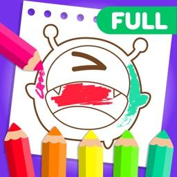 Coloring Book Kids - BabyBots