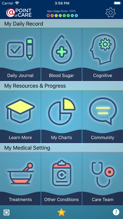 Diabetes Health Manager screenshot-0