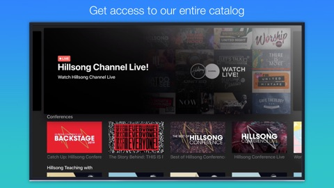 Hillsong Channel NOW | App Price Drops