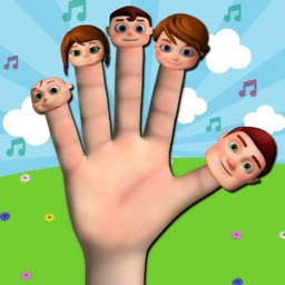 Finger Family Rhymes Videos