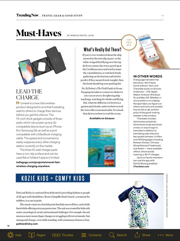 Porthole Cruise Magazine | App Price Drops
