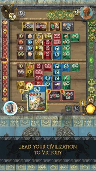 7 Wonders Duel screenshot 5