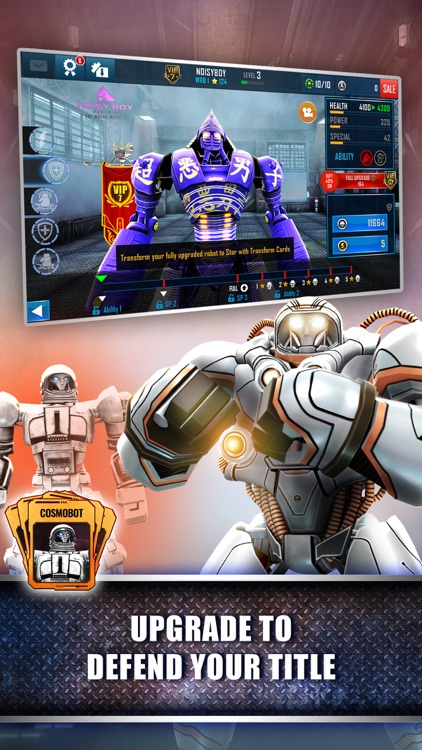 Real Steel World Robot Boxing screenshot-5