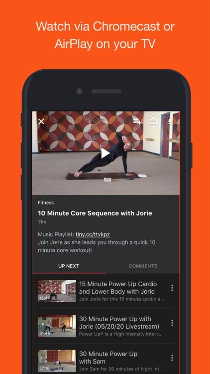 Dfly Yoga & Fitness On Demand screenshot-4