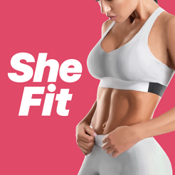 ‎She Fit - Fitness Femminile
