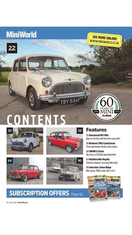 Mini World Magazine screenshot-3