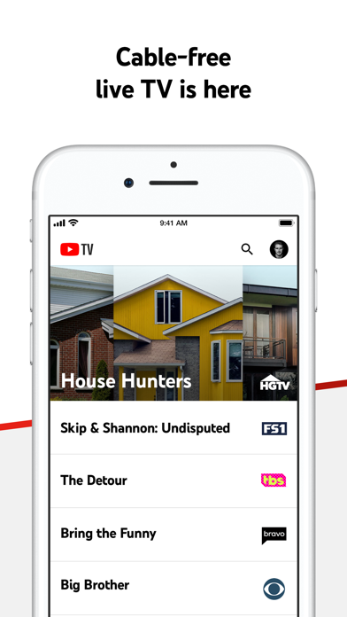 Youtube Tv App Reviews - User Reviews of Youtube Tv