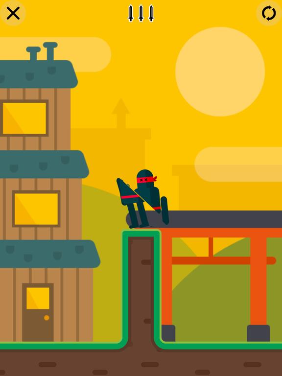 ミスター忍者 - スライスパズルのおすすめ画像5