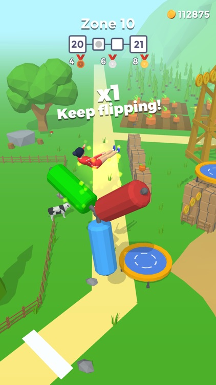 Flip Jump Stack screenshot-7