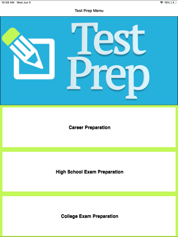 Test Prep 2020 screenshot 11