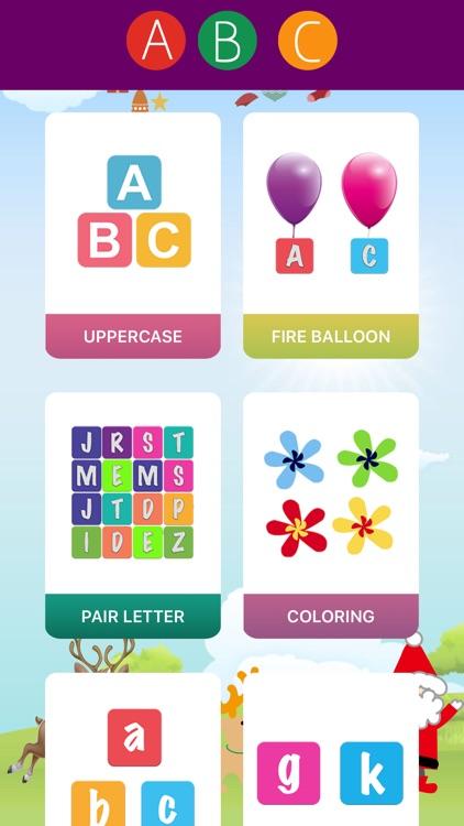 Kids Alphabet Learning Games