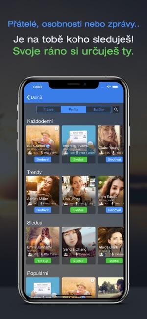 virtuální seznamka aplikace pro iphone
