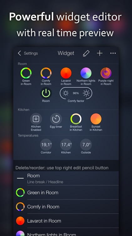 iConnectHue for Philips Hue screenshot-3