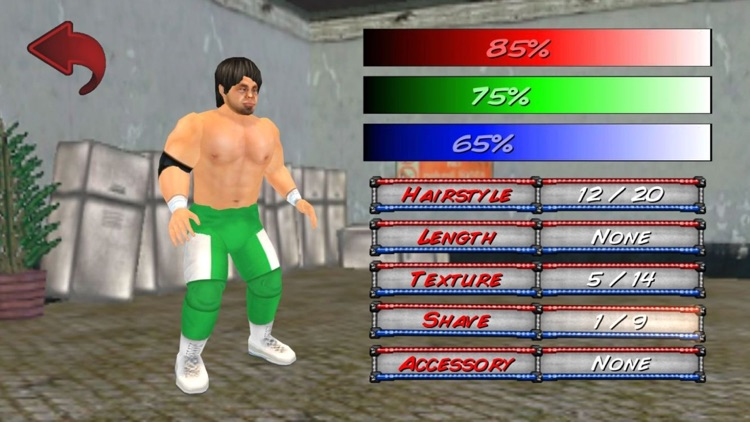 Wrestling Revolution 3D (Pro) screenshot-2