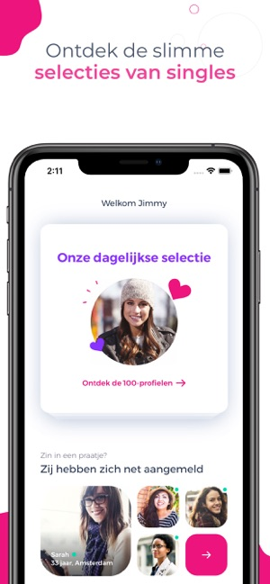 Hook up iPhone naar huis telefoon