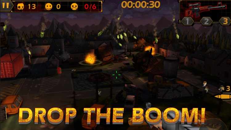 Call of Mini™ Sniper screenshot-3