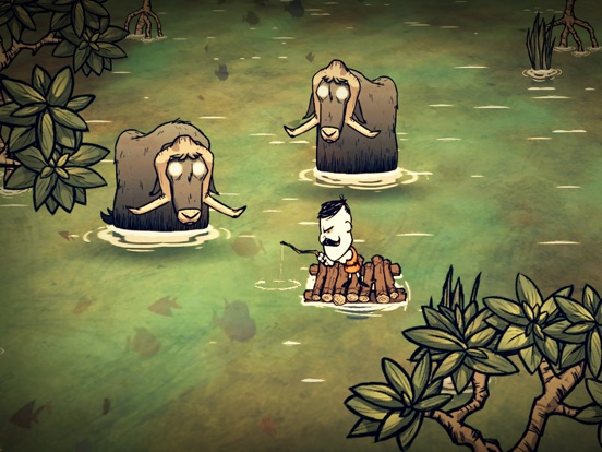 Don't Starve: Shipwrecked Screenshots