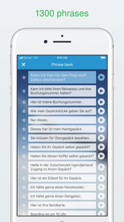 Learning German language screenshot-3