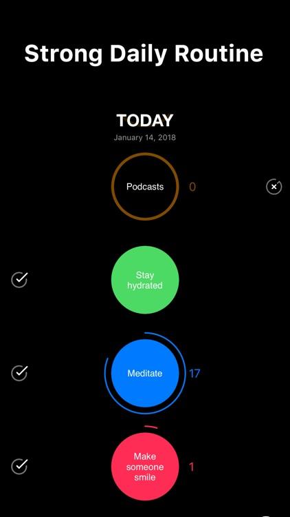 Simple Habit Tracker screenshot-0
