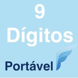 9 Dígitos Portável