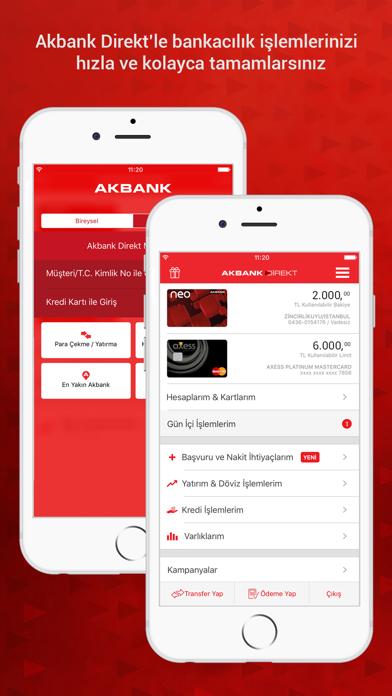 download Akbank Direkt indir ücretsiz - windows 8 , 7 veya 10 and Mac Download now