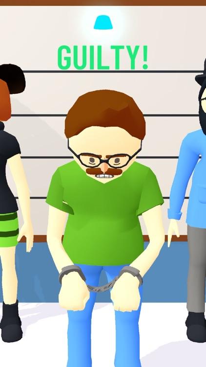 Line Up: Draw the Criminal screenshot-4