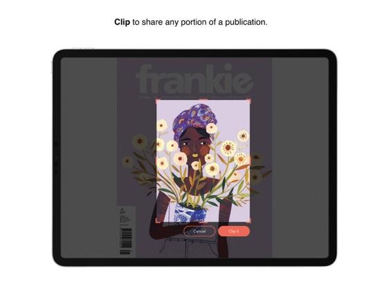 Issuu: A world of magazines. Free. screenshot