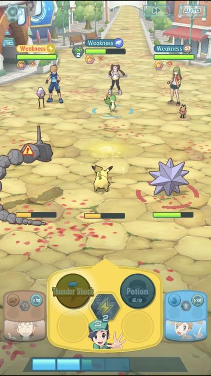 Pokémon Masters screenshot-7