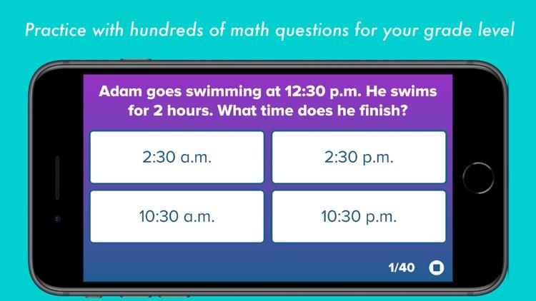 3rd Grade Math Testing Prep screenshot-0