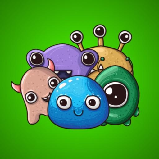 Mini Monsters Jump Adventure
