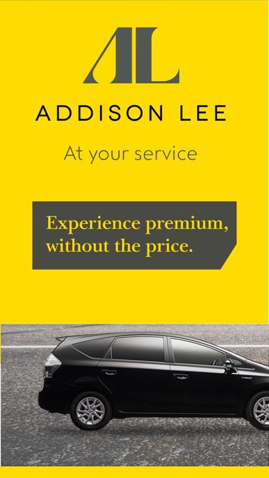 Addison Lee: Ride Now