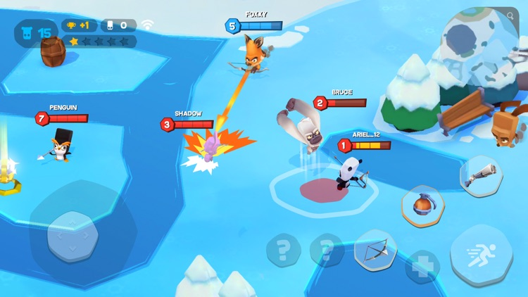 Zooba: Fun Battle Royale Games screenshot-7