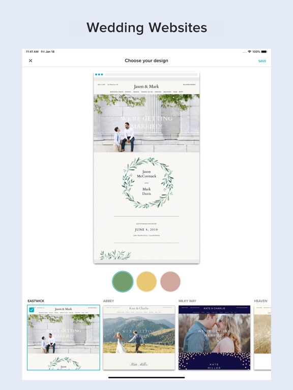 Zola Wedding Registry - Gifts, Experiences, Honeymoon, Cash Funds and More screenshot