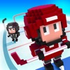 Blocky Hockey — Arcade Ice Runner