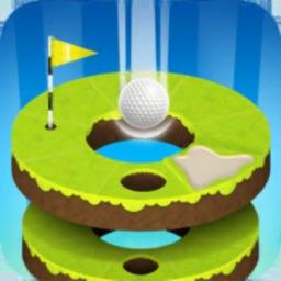 Helix Golf Jump